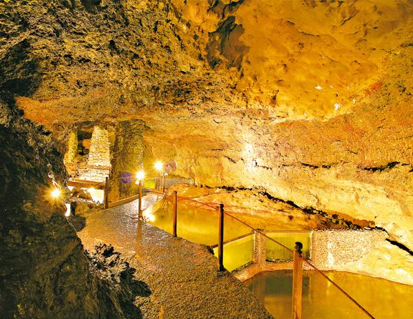 São Vicente Caves